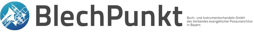 BlechPunkt Buch- und Instrumentenhandels-GmbH-Logo