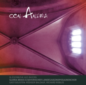 con Anima, Gloria Brass & BLJP - CD