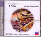 Toccata &TubaTiger, Canadian Brass - CD